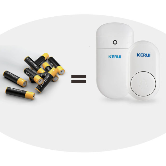 Wireless Smart Security Doorbell