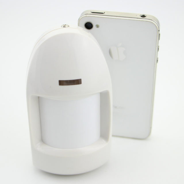 Wired Infrared Motion Sensor