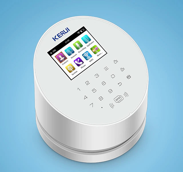 Home WIFI GSM Security Alarm System