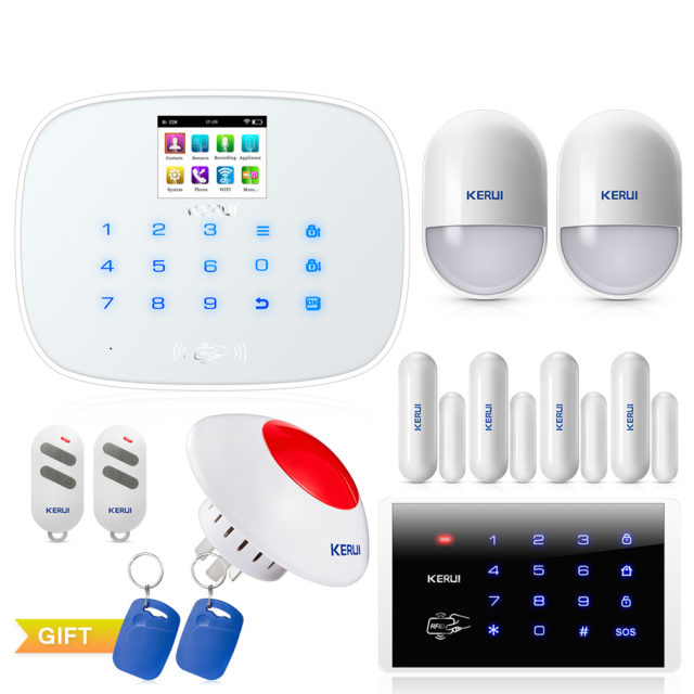Smart Home 3G Alarm Security System