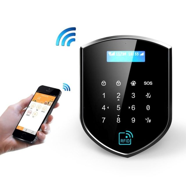 Wireless Home Security 3G Smart Alarm System